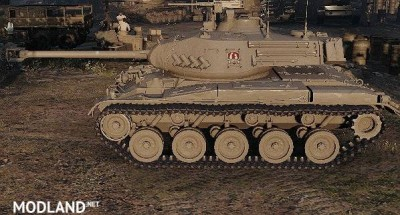 leKpz M 41 90 mm GF [Without Camouflage] 2.0 [1.0.1.1], 1 photo